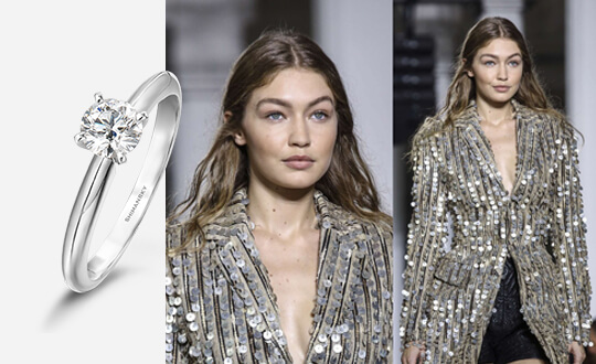 Jewellery Shines with The Right Fabric Dress | Shimansky